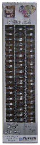 Zutter Owire 3/4-Inch, 6-Piece Silver
