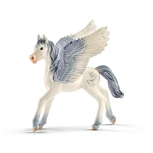 Papo Figura Nero Pegasus Figura Giocattolo