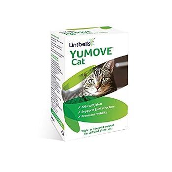 Lintbells YuMove Advance Lot de 60 capuchons pour chats