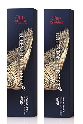 Wella 2 er Pack Koleston Perfect Me+ KP SPECIAL BLONDS 12/1 special blonde asch