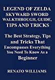 LEGEND OF ZELDA SKYWARD SWORD WALKTHROUGH, GUIDE, TIPS AND TRICKS: The Best Strategy, Tips and Tricks That Encompasses Everything You Need To Know As a Beginner (English Edition)