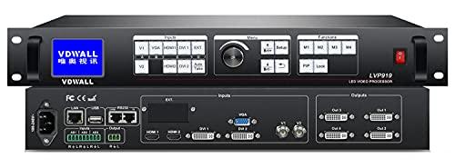 Mejor precio LED Video Splicer Procesador VDWall Controlador LVP919S