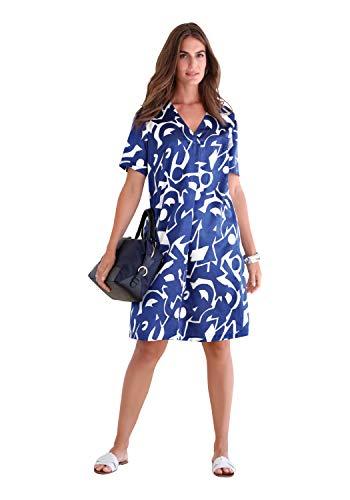 EMILIA LAY Damen Sommerkleid Kleid mit 1/2-Arm
