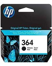 HP 364 Inktcartridge Zwart, Standaard Capaciteit (CB316EE) origineel van HP