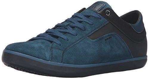 Geox Herren U Box C Sneaker, Blau (OCEAN/BLACKCG49B), 40