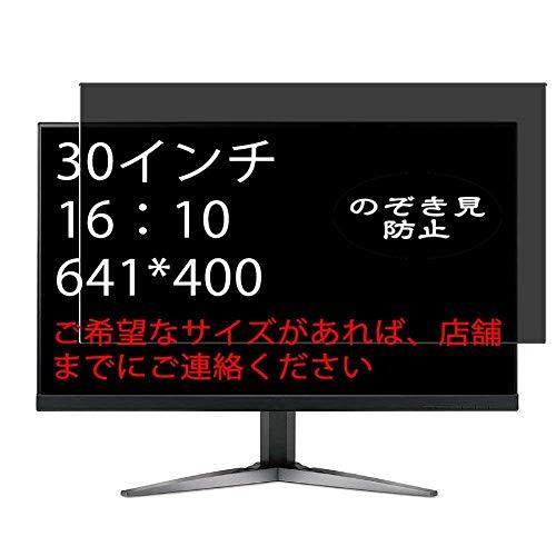 """VacFun Antiespias Protector de Pantalla, compatible con 30"""" 16:10 (1280x800/1440x900/1680x1050/1920x1200/2560x1600) Tablet Laptop Monitor, Screen Protector (Not Cristal Templado Funda Carcasa)"""