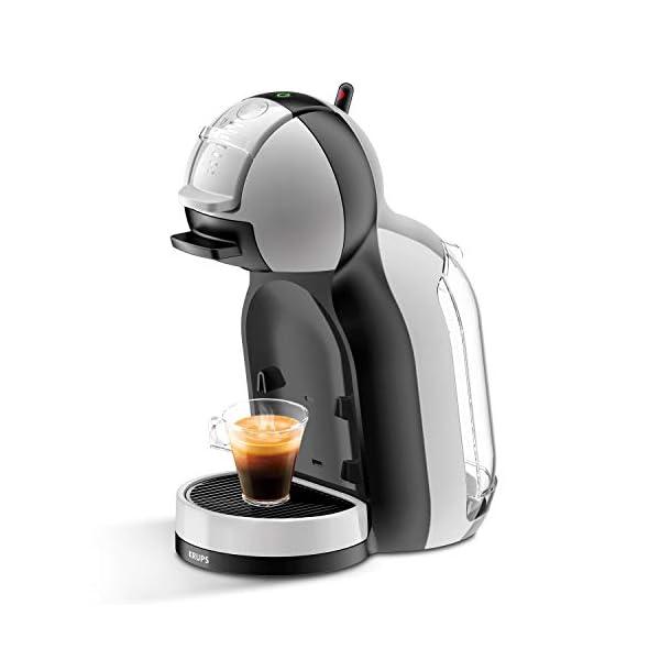 Krups Mini Me KP123B – Cafetera (Independiente, Máquina espresso,