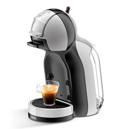 Nescafé Dolce Gusto Mini Me KP123BK Macchina per Caffè Espresso e Altre Bevande Automatica Grey Arctic & Black
