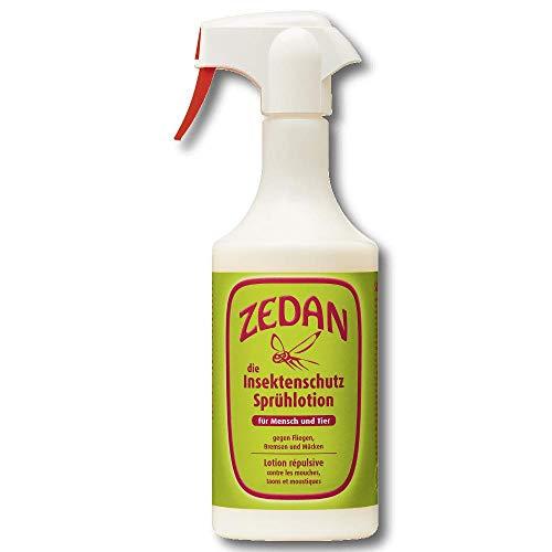 ZEDAN SP - Natürlicher Insektenschutz, 750 ml Flasche