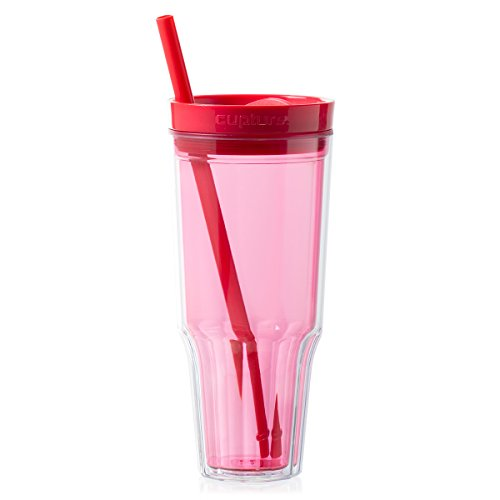 Cupture Travel 32 oz Tumbler (Red)