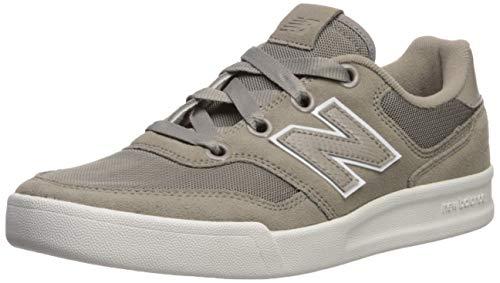 New Balance 300v2 Court, Zapatillas Mujer, Blanco cálido Alpaca, 43 EU
