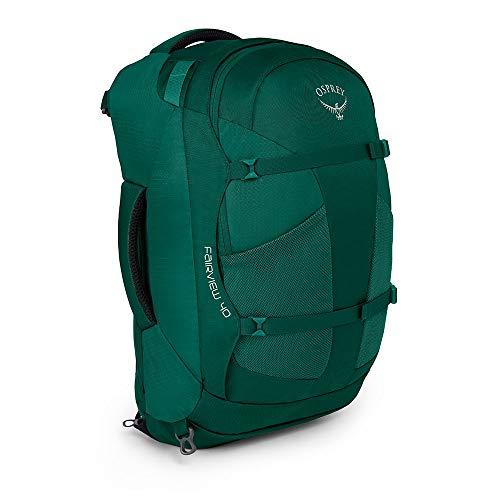 Osprey Fairview 40 Reisetasche für Frauen - Rainforest Green (WS/WM)