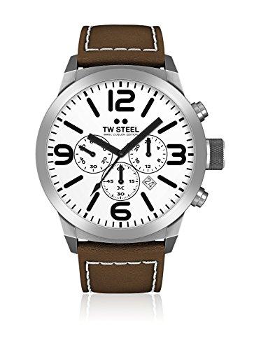 TW Steel Reloj de Cuarzo Unisex Twmc31 45 mm