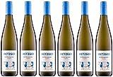 6 er Vorteilspaket Weißburgunder 2020   Weingut Uli Metzger   Pfalz   6 x 0,75 l