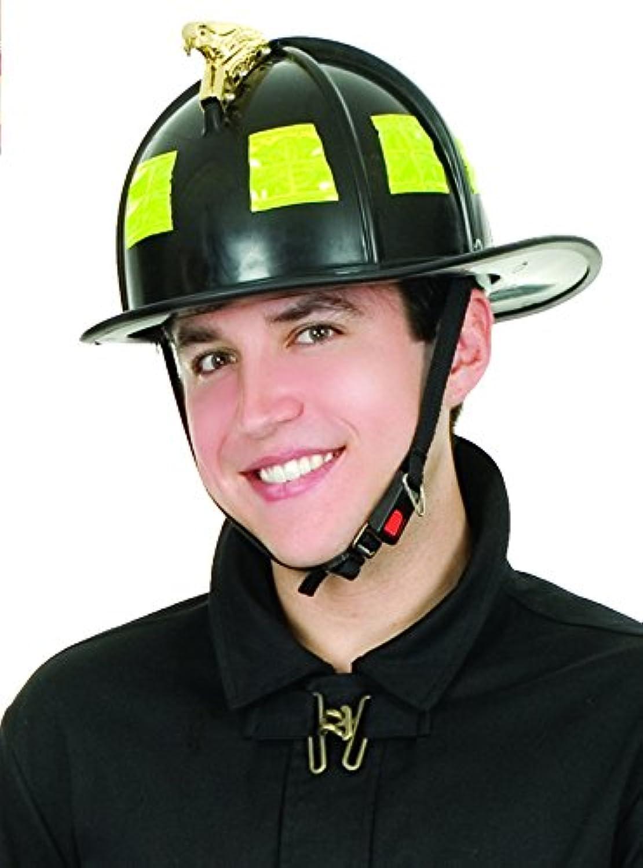 Charades Kost-me 17993 schwarz Fire Helm B0091K5KDM Stilvoll und lustig | Creative