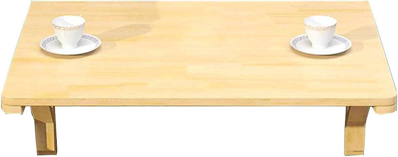excelentes precios Love-zhuozi Plegable Parojo Escritorio-Madera Colgante de de de Parojo Mesa de Comedor Mesa de Ordenador portátil Plegable (Tamaño   120  40cm)  con 60% de descuento