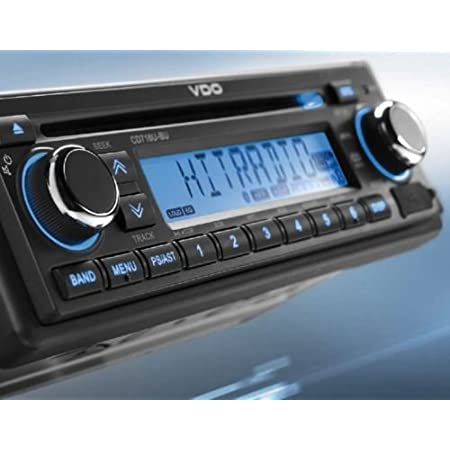 Vdo 12 Volt Car Radio Rds Tuner Cd Mp3 Wma Usb Elektronik
