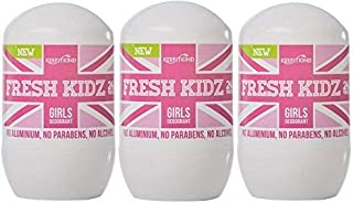 Keep it Kind Fresh Kidz Natural Roll On Deodorant 24 Hour Protection - Girls