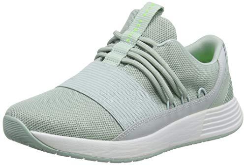 Under Armour Damen UA W Breathe Lace Glitz Sneaker, Grün (Atlas Green Atlas Green), 41 EU (7 UK)