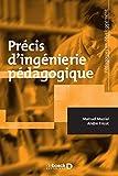 Précis d'ingénierie pédagogique (2020)