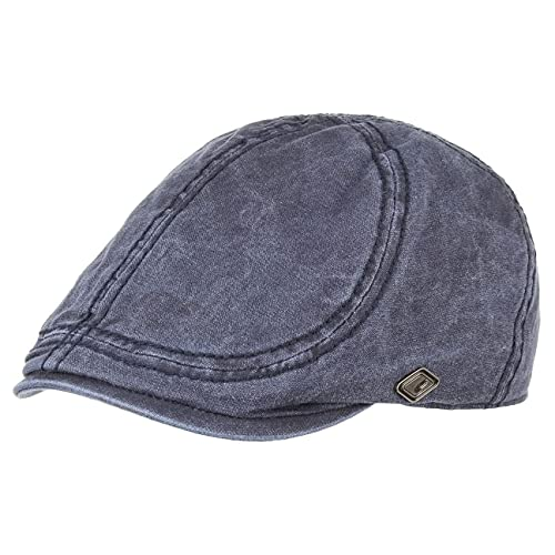 Casquette Quebec Gatsby Chillouts casquette forme de bec (taille unique - bleu)