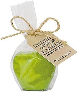 kameyama candle(カメヤマキャンドル) プチスイートアップルキャンドル 「 グリーン 」(A4630510G)