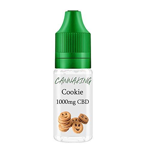 CBD Liquid Cookie Drink mit 1000mg 500mg...