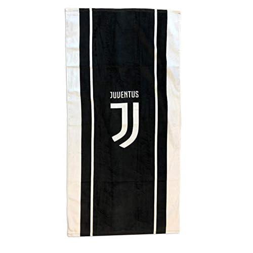 Juventus Telo Mare, Bianco-Nero, 70x140