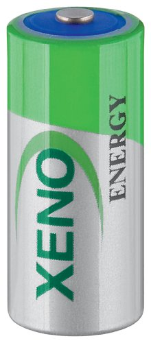 Xeno XL-055F Pile lithium 2/3 AA 3,6 V / 1650 mAh (Import Allemagne)