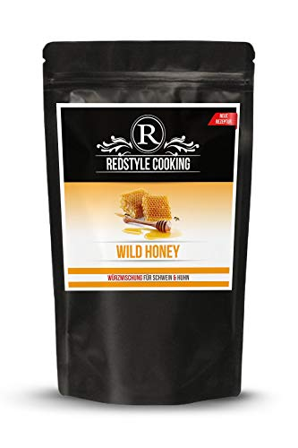 Wild Honey BBQ Rub 250g