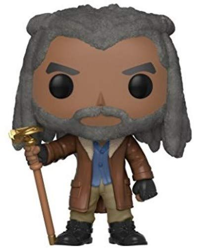 Funko Pop!- The Walking Dead: Ezekiel, Multicolor (25202)