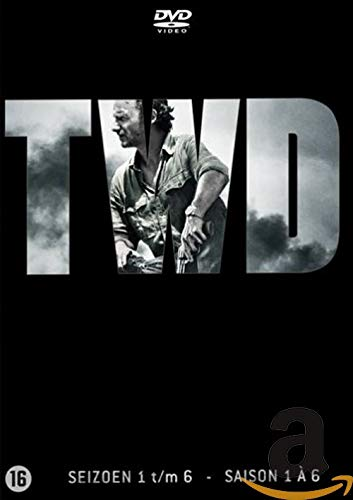 Walking Dead - Seizoen 1-6 (1 DVD)
