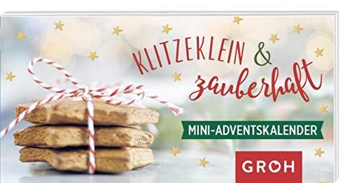 Klitzeklein und zauberhaft. Mini-Adventskalender: Geschenkanhänger