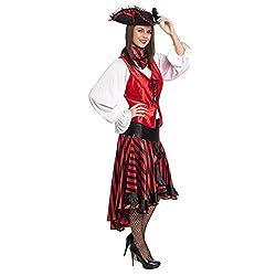 Beliebte Faschingskostume Piratenbraut Oder Piratin