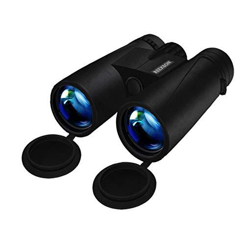 REEXBON Fernglas 10x42, Ferngläser Fernglas Kompakt für Erwachsene und Kinder Feldstecher Robust Wasserdicht für Vogelbeobachtung, Wandern, Jagd, Safari Geräte, Reisen mit Tasche und Gurt