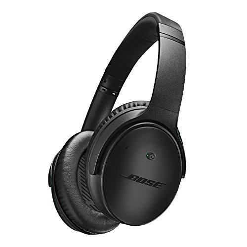 Bose® QuietComfort® 25 - Auriculares supraurales compatibles con Samsung y Android (Acoustic Noise Cancelling®) - Edición Especial Triple Black