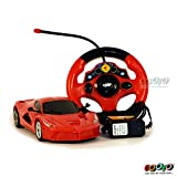 Gooyo Radio Electronic RC Remote Control Cars Rechargeable Full Function 1:18 Scale Toy