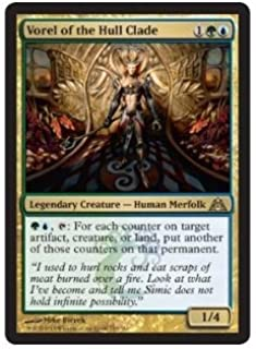Magic: the Gathering - Vorel of the Hull Clade - Dragons Maze by Magic: the Gathering: Amazon.es: Juguetes y juegos