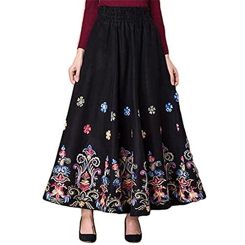 YLDCN Damenbekleidung Plus Size Fllower...