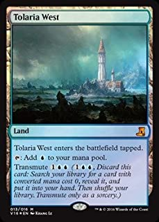 Magic: the Gathering - Tolaria West (013/016) - From The Vault: Lore - Foil