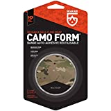 "GEAR AID Camo Form Self-Cling and Reusable Camouflage Wrap, Multicam, 2"" x 144"" Roll"