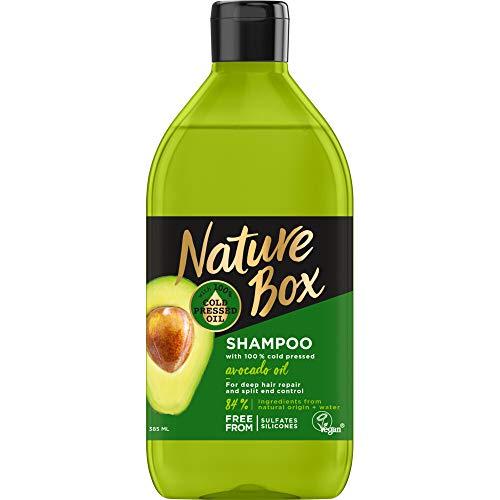 Nature Box Shampoo avocado - 385ml