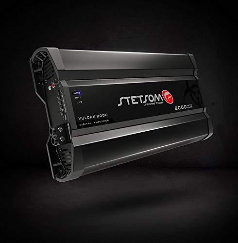 Stetsom HL 800.4 2 Ohms 4 Channel 800 Watts Class D Full Range Amplifier