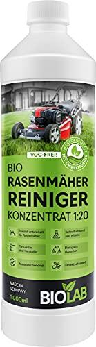 Biolab Limpiador de cortacésped ecológico, 1000 ml