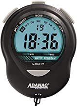 Marathon ST083013 Digital Stopwatch Timer with Back Light. Extra Large Display with Jumbo Numbers. Battery Included.