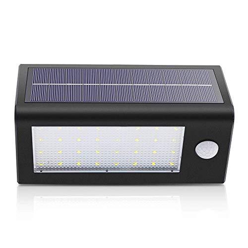 YLCJ Indoor Wandlamp Solar driehoek plafondlamp 32 led, Solar Sensor Licht