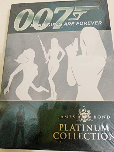 007 'BONDS GIRLS ARE FOREVER' -platinum collection-