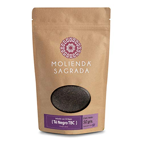 Té English Breakfast  marca Molienda Sagrada