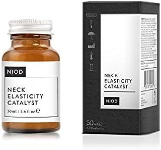 弾力性触媒の首血清50ミリリットル x4 - Niod Elasticity Catalyst Neck Serum 50ml (Pack of 4) [並行輸入品]