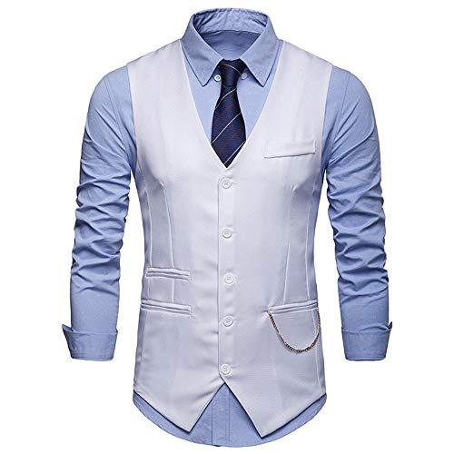 Mr.1991INC&Miss.GO TTJK Accesorios para Hombres con Chaleco de Traje de Club Nocturno, Camisa para Hombres, Sudadera con Capucha